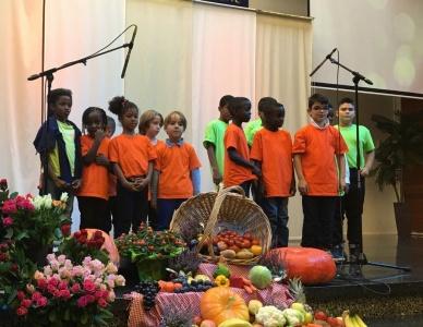 3_Louange avec la chorale d'enfants