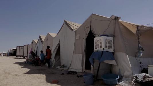 Le travail du MEDAIR à Mossoul, Irak